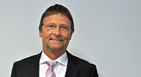 Günther Mertz, Managing Director of the Association of air conditioning and ventilation in buildings