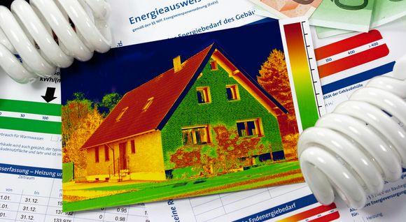 Neue energieausweise für gebäude leichter ablesbar