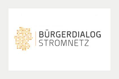 Logo Bürgerdialog Stromnetz