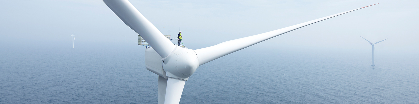 Offshore-Windpark zum Thema Energiewende; Quelle: ABB