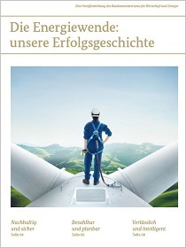 Cover der Publikation Energiewende