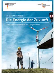 Cover der Publikation Die Energie der Zukunft