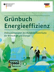 Cover der Publikation Grünbuch Energieffizienz
