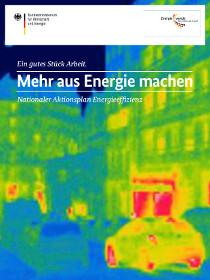 Cover der Publikation Mehr aus Energie machen