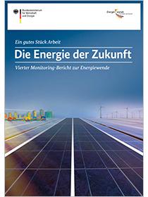 Cover der Publikation Energie der Zukunft