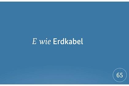 """Screenshot aus dem Video """"Netzausbau-ABC: Erdkabel""""; Qulle: BNetzA"""