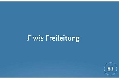 """Screenshot aus dem Video """"Netzausbau-ABC: Freileitungen""""; Qulle: BNetzA"""