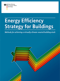 Cover of the publication Energy Efficiency Strategy for Buildings