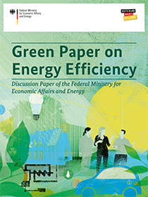 Cover Green Paper on Energy Efficiency