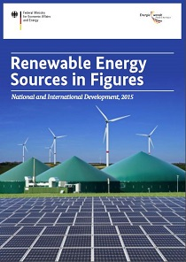"Cover ""Renewable Energy Sources in Figures"""